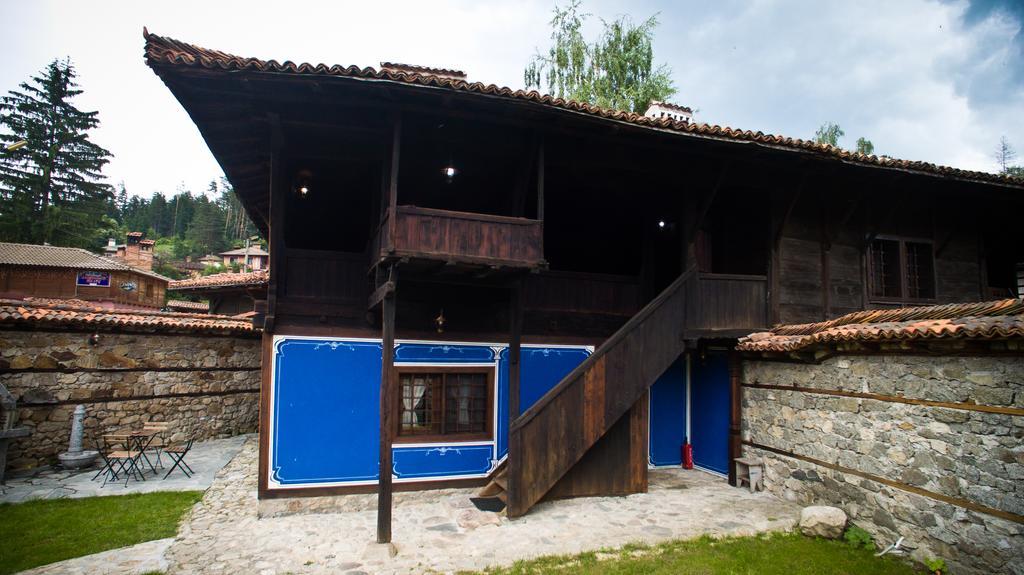 Къща с механа